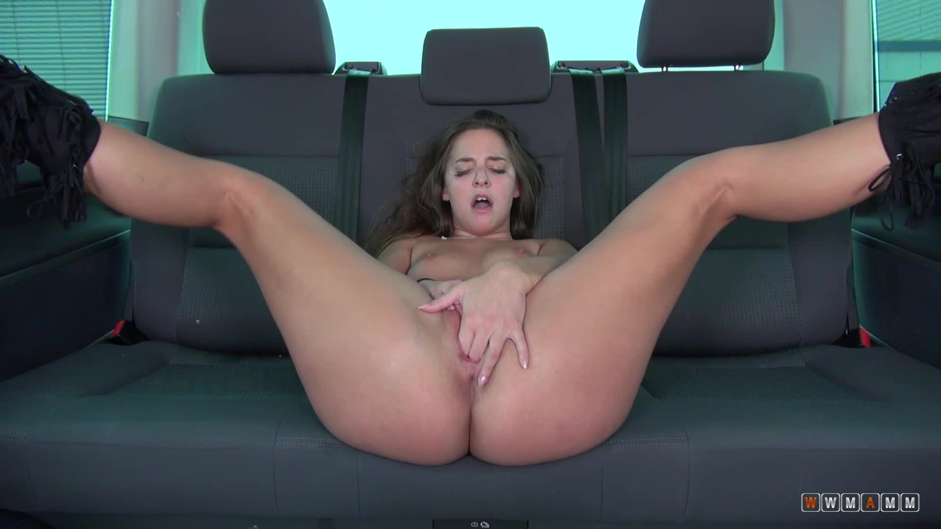 Exotic Amirah Adara Pays A Visit To Cum For Our Pleasure