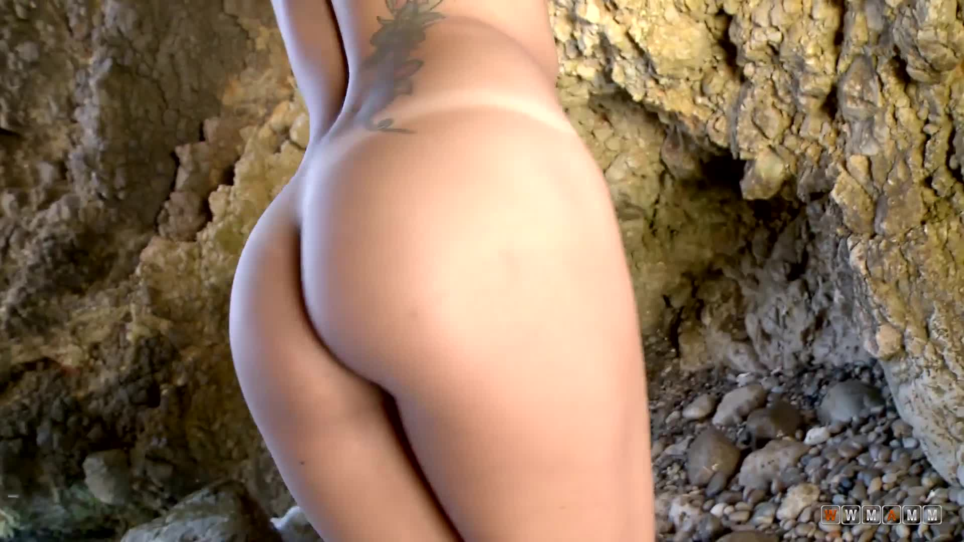 Fucking A Hot Sexy Blonde Girl On The Beach Is The Best Thing