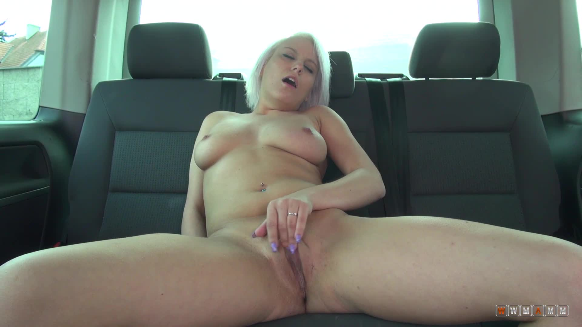 All Natural Emo Teen Lucy Fingers Get Soaked In Her Wet Pussy