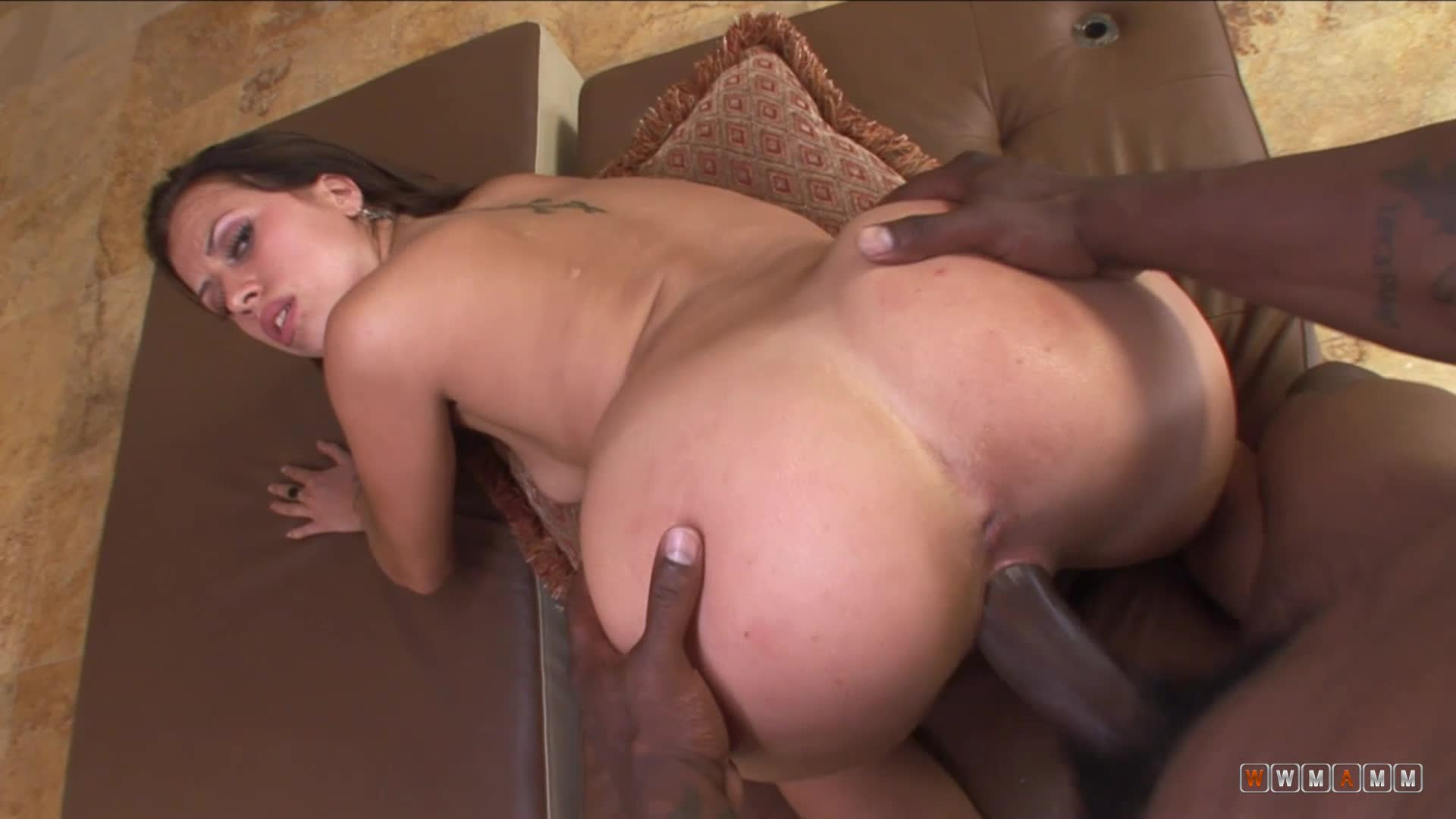 Naughty Katya Will Enjoy Her Ride On A Big Black Cock So Much