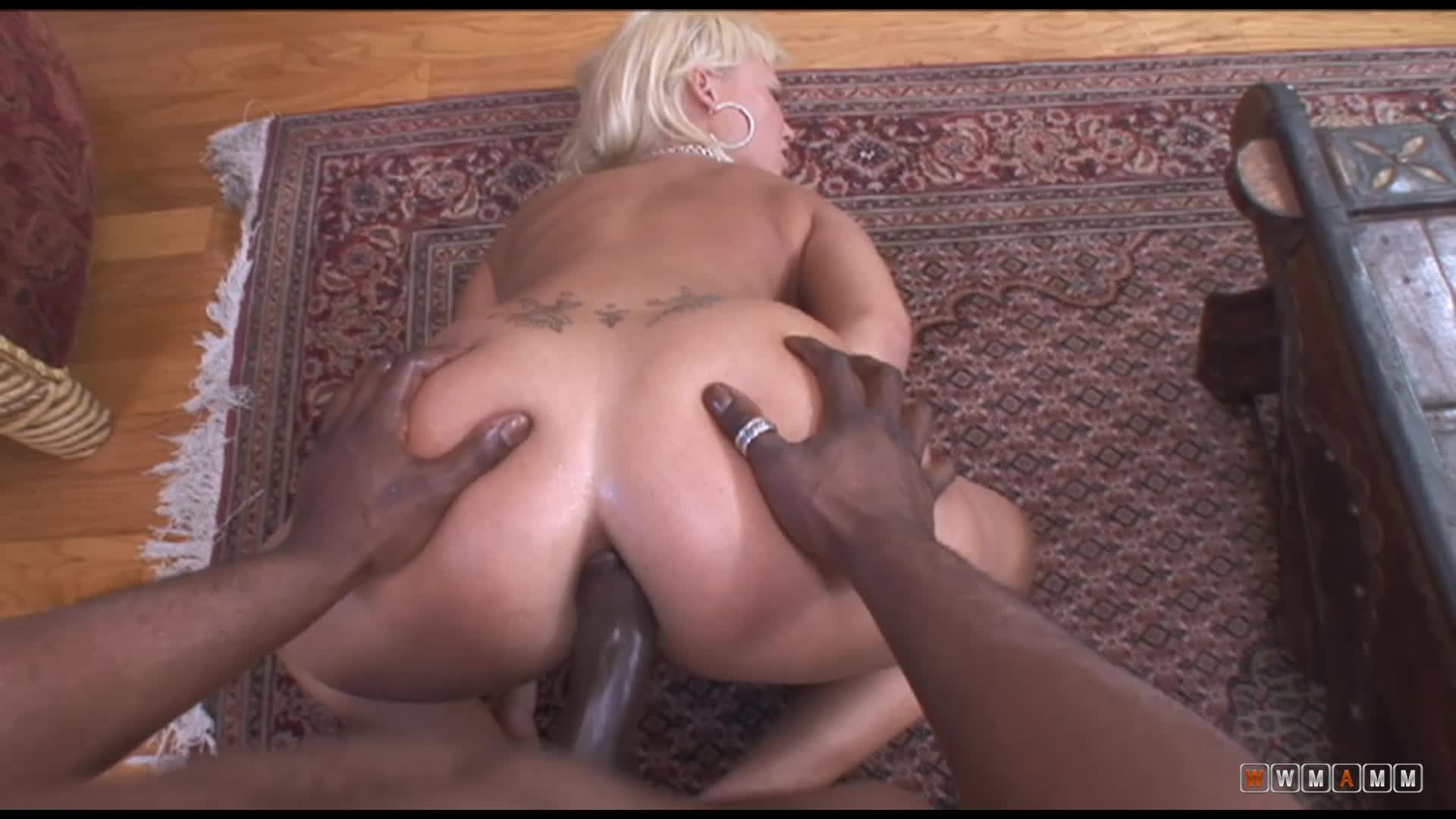 You Will Need To Use Your Both Hands For This Big Fat Ass
