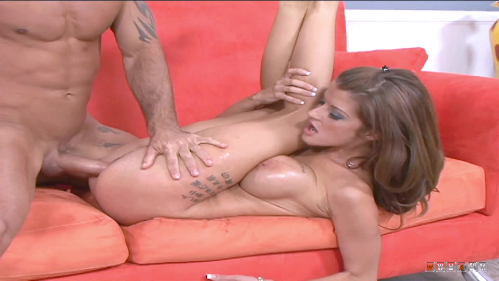 Horny Joslyn James Will Take Up Any Dick That Will Come Her Way
