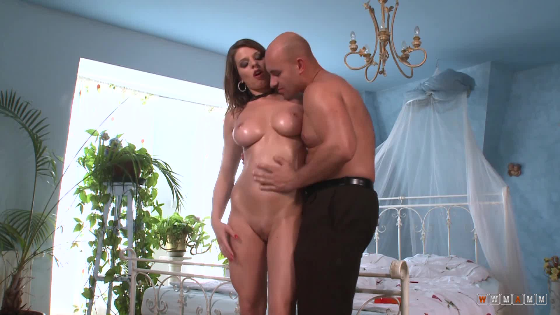 Fuck My Pussy Hard And Release That Big Load On My Titties