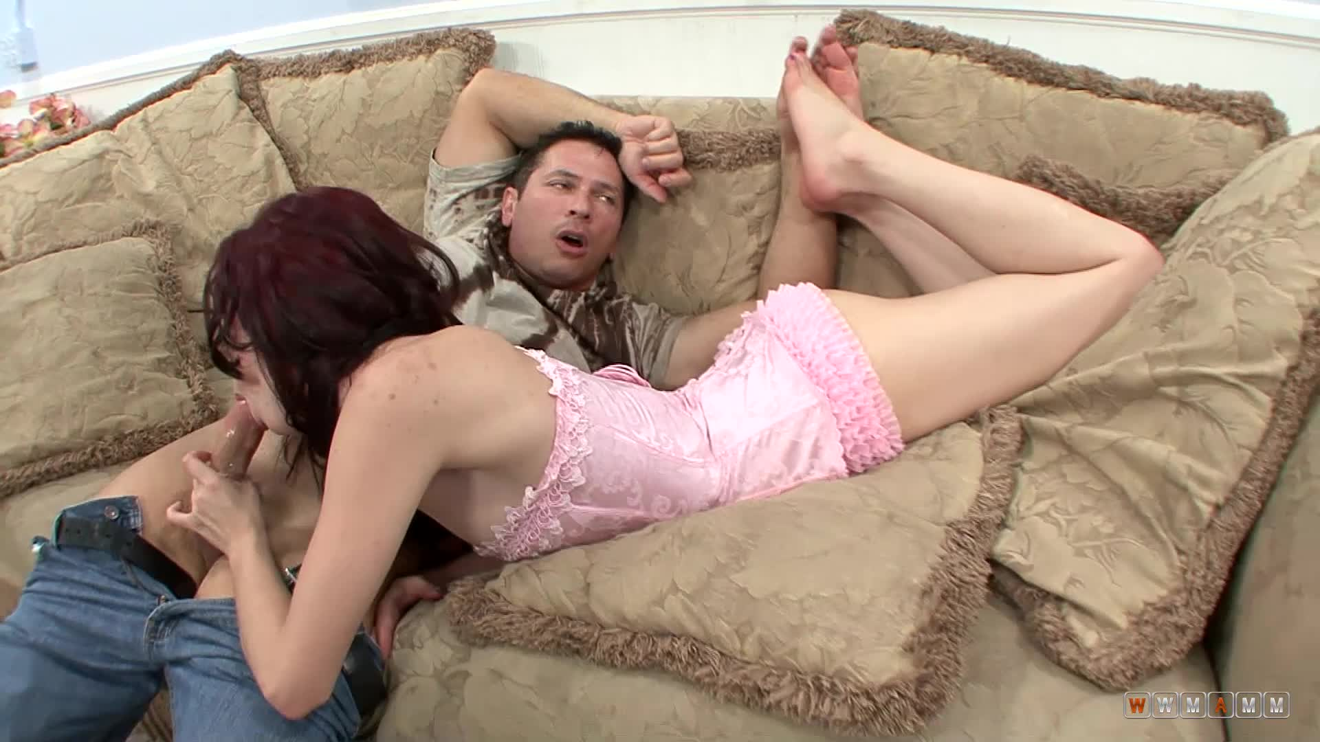 My Sexy Wife Jessi Is The Best When It Comes To Foot Jobs