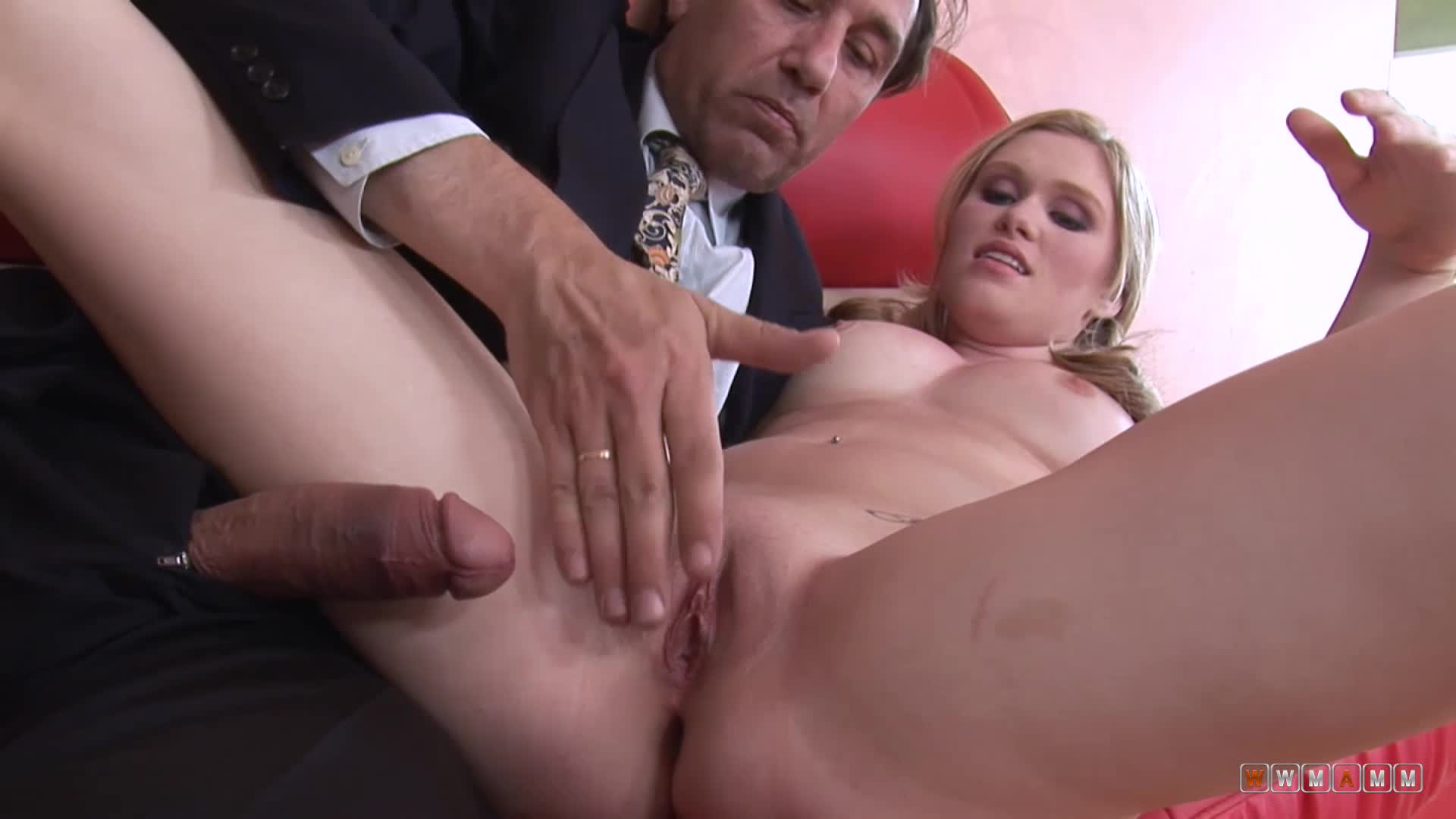 Her Boyfriend Was Not Enough So She Fucked His Father To