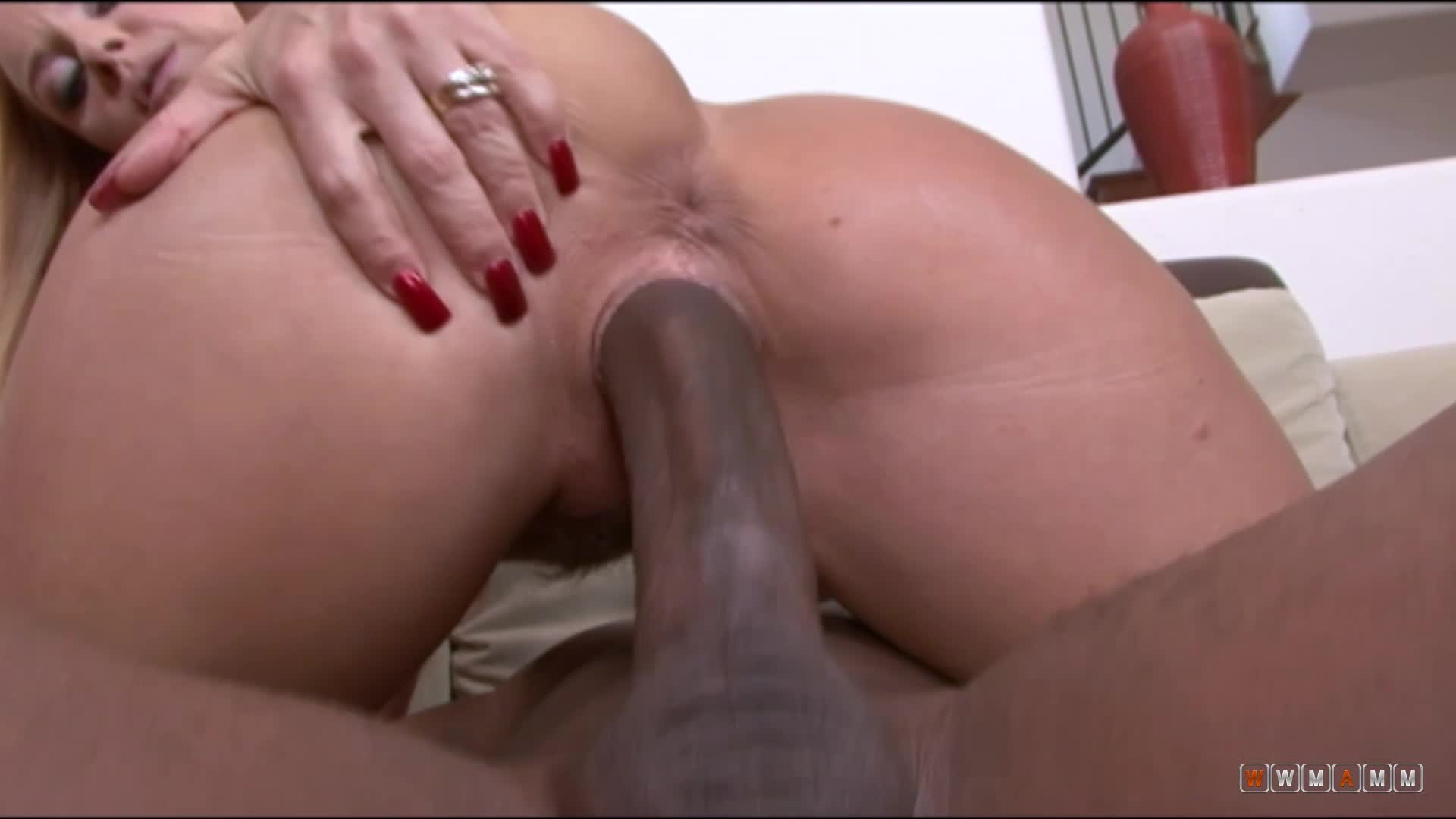 Busty Milf Jane Mason Will Take A Long Ride On A Long Black Cock