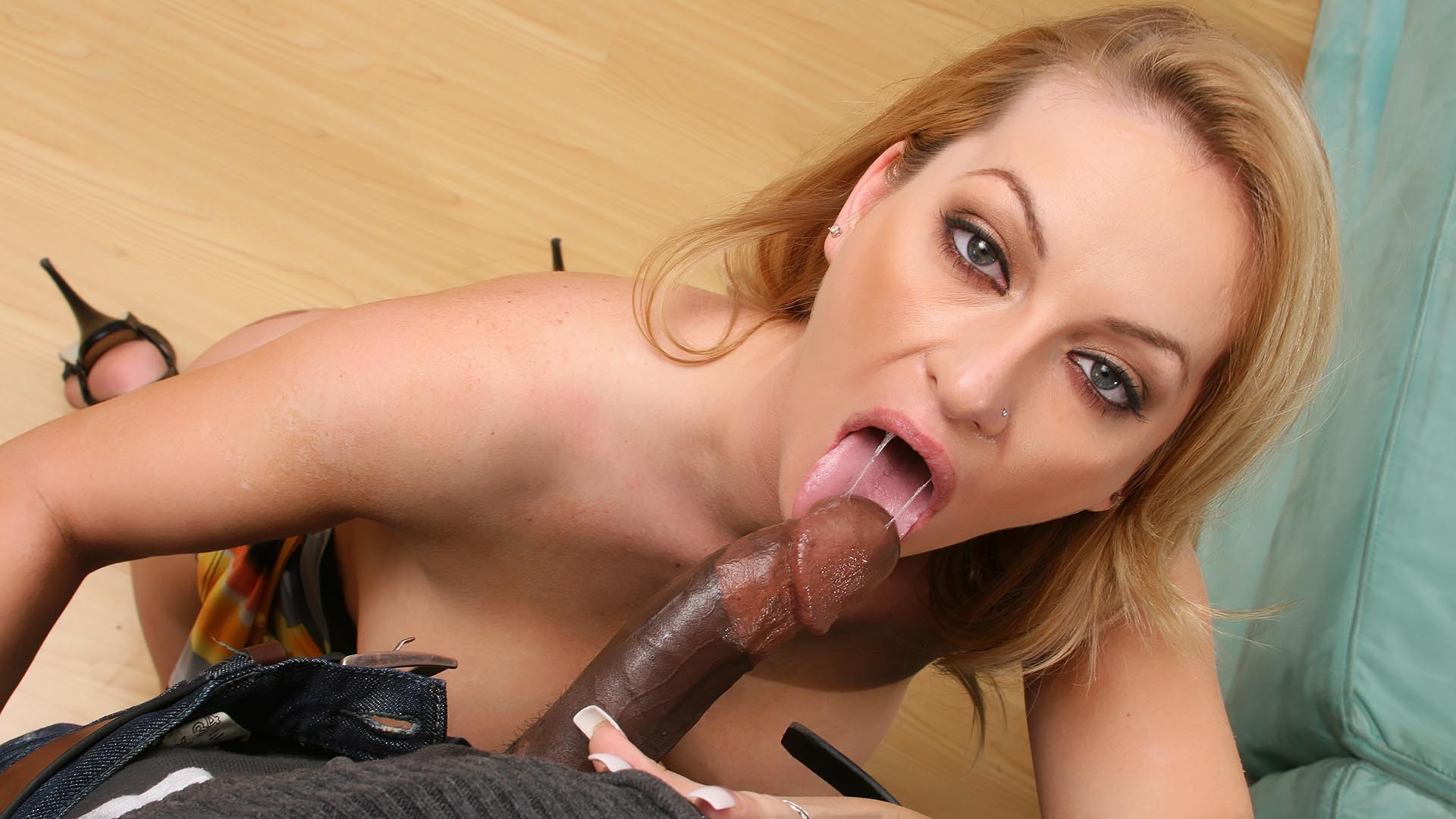 First She Is Surprised By His Six Pack And Then With His Big Cock