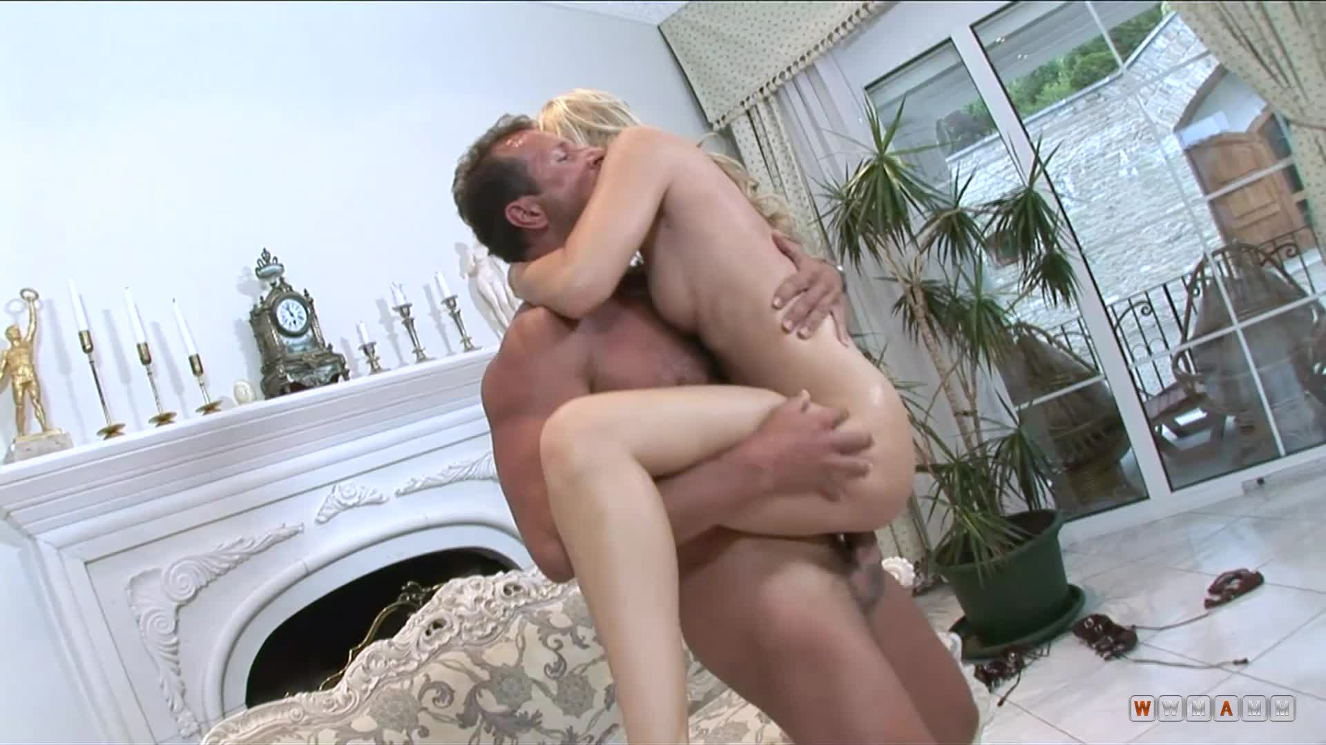 Step Dad Fucks Her Stepdaughter's Beautiful Horny Friend