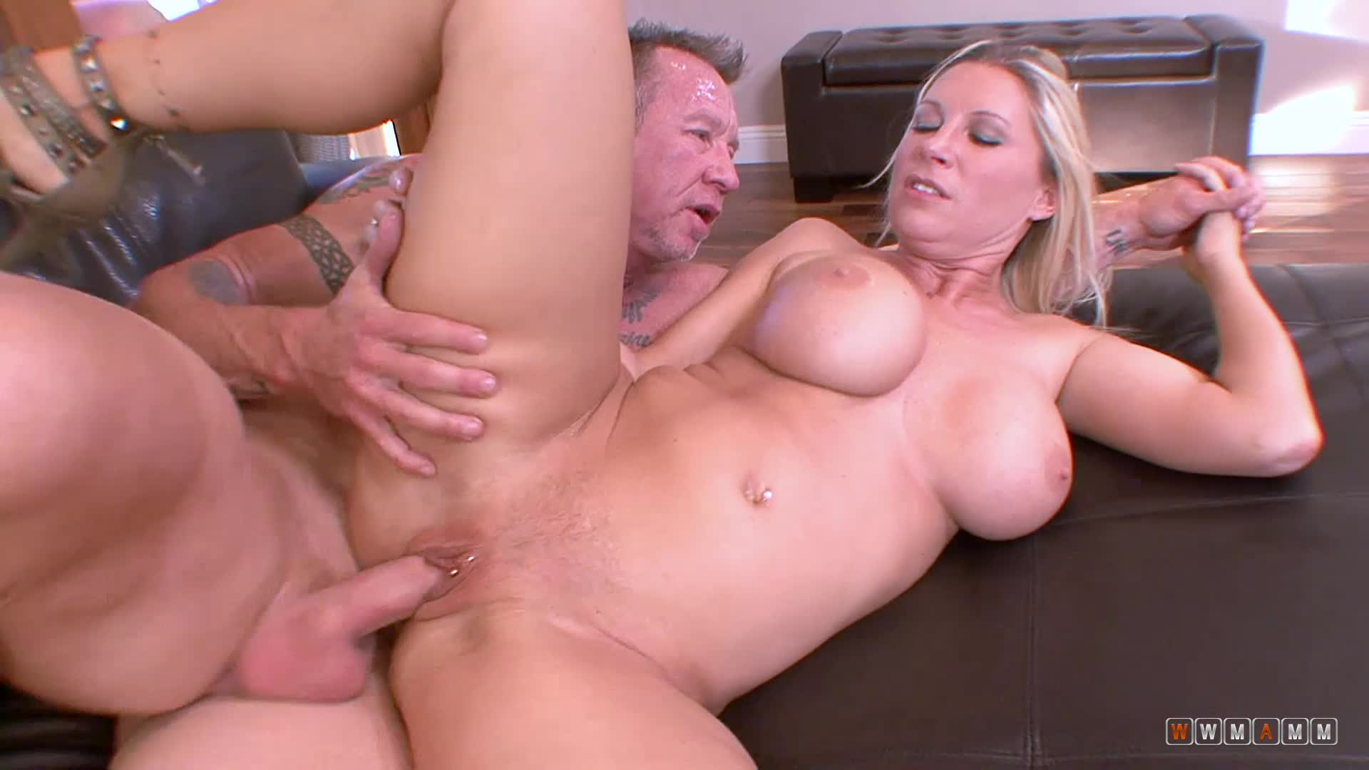 Devons Pussy Felt So Good On His Cock Even When He Already Cum